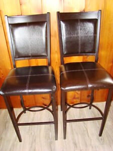 Two Bar Height Stools $50 each