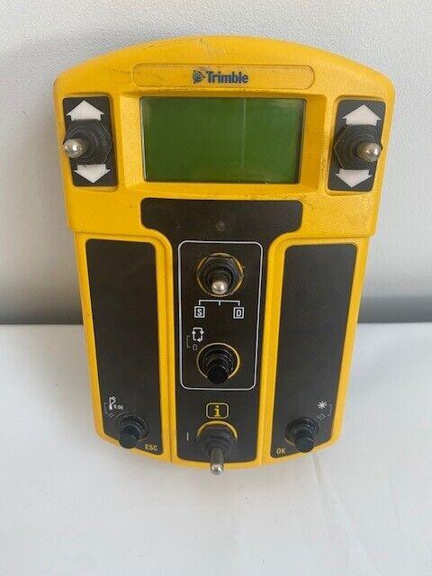 Trimble CB410 Laser Grade Machine Control Box for Excavators 59750-00 GCS600