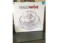 Brand new JML Halowave 10.5 litre capacity