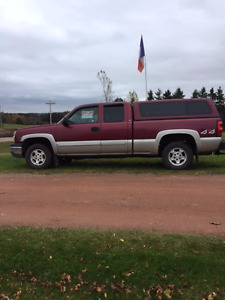 NEW PRICE 2004 Chevrolet Silverado 1500 Pickup Truck