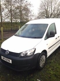 Volkswagen caddy No Vat