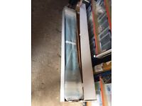2 x Big One feature radiators 2000mm 2-tube by MHS Radiators BRAND NEW