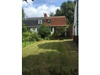 Available soon - Semi detached house with spacious front and rear garden, weekly rent £124