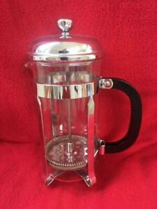 Coffee Plunger/Cafetiere, 8 cups