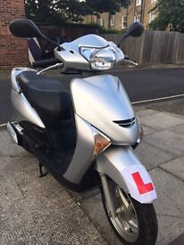 Honda Lead 110 2008 low miles, fully serviced.