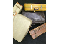 selection of vintage suitcases ! can be sold seperately or together