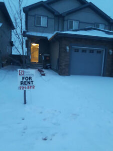 BEAUTIFUL 2014 DUPLEX IN CHARLSWORTH NEAR MILLWOODS TOWNCENTRE