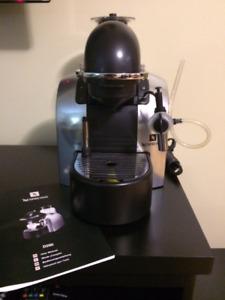Nespresso D290 Chrome Coffee Machine