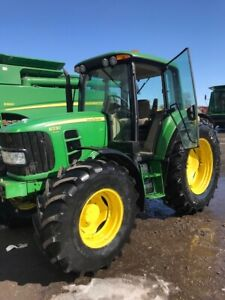 John Deere 6330 premium with 673 loader (6430 also avail)