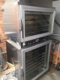 Duke 3 phase Convection Double Oven