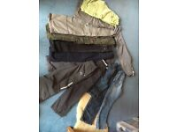 BOYS trousers bundle 8-10 years old - good brands! (13 items)