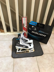 Bauer Reactor 7000 size 5 goalie skate -also selling other items