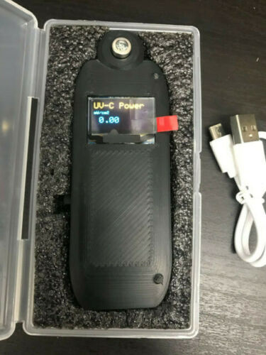 UVC Power Meter / Tester for 254nm UVC light