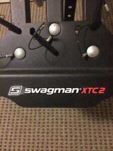 Support SWAGMAN XTC2 pour transport de vélos.