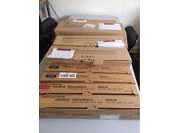 Konica Minolta Toner Cartridges,waste Toner Box and Imaging Unit