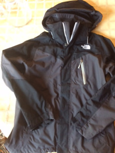 The North Face Jacket and liner