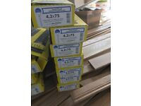 Course Thread Collated Boxes of Screws 55mm and 75mm