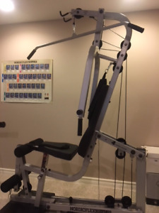 NordicFlex Ultralift Exercise Gym
