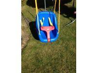 Little Tikes Snug n Secure Swing Seat