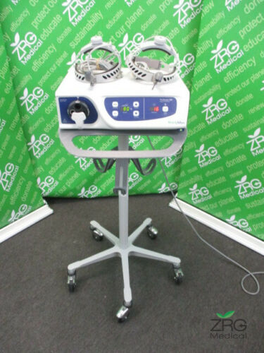 Welch Allyn Pro Xenon 350 Surgical Illuminator w/ 2 90234 Surgical Headlamps/sta