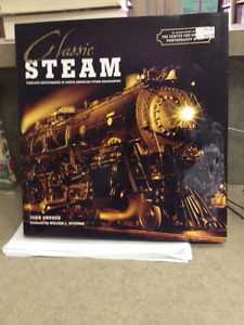 Classic Steam Foreword By: William L. Withuhn