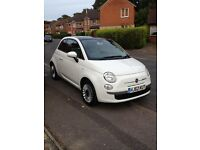 Fiat 500 lounge 1.2 Immaculate + Very low mileage