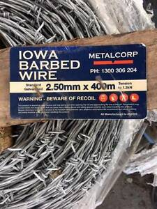 RURAL POST   BARB WIRE GAL Banyo Brisbane North East Preview