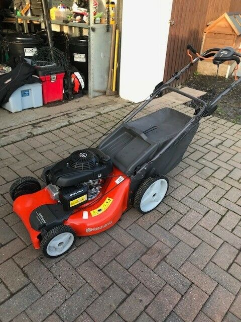 HUSQVARNA LC 153V Lawnmower
