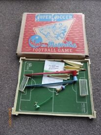 Balyna the Magnetic Football Game.