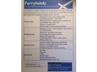Ferryhandy - Property Maintenance and Handyman Service