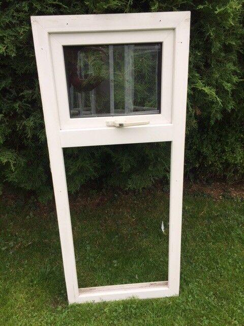 UPVC windows, used, good condition