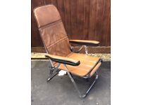 Older Style Fishing Chair