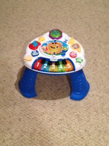 Music Activity Table for Babies/Toddlers
