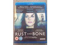 Rust and Bone Blu Ray