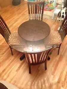 High end dining set - made in Canada