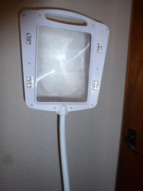 83fd7035854d Floor Standing Magnifing Glass. Blairgowrie