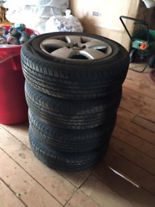 Winter and All Season Tires