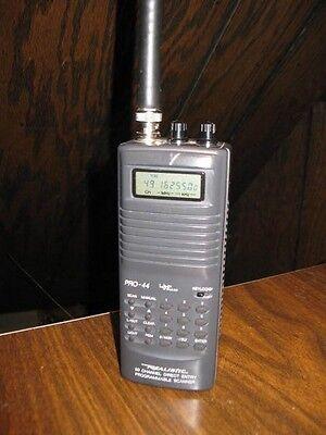 Radio Shack Scanner Pro 44 Works Great