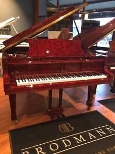 NEW Brodmann PE162 Bubinga Grand Piano $16,495 Adelaide CBD Adelaide City Preview