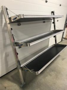 Van or Storage shelving