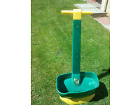 Lawn Feed \ Weed Killer Spreader