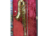 Selmer MkVI Tenor Saxophone Fabulous original condition and in perfect playing order.