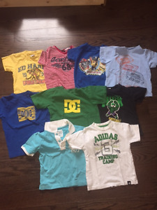 Boy Summer Clothes Sz. 3T - 25+ pieces of clothing