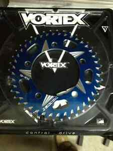 BMW S1000RR Vortex Gearing - USED