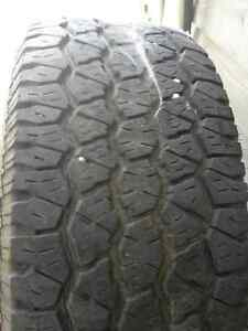 Aluminum 8 bolt rims and tires Peterborough Peterborough Area image 2