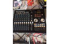 Tascam DP02 Digital 8 Track Recorder