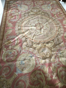 Rugs from Designer Estate in the Leaside area of Toronto