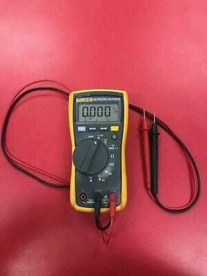 Fluke 115 Multimeter True Rms With Leads