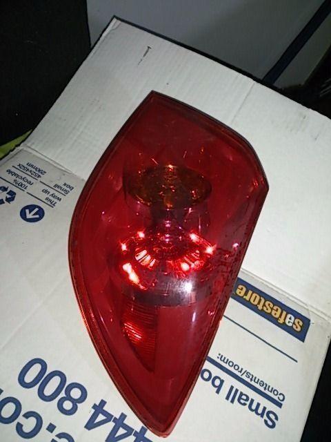 Mazda 3 O/S Rear Light (2005)