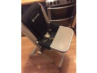 High chair - Concord spin - super compact!!!